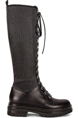 Gianvito Rossi Women Lace-up Boots - Lace Up Boots in