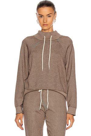 Varley Hoodies - Maceo Sweatshirt 2.0 in Abstract