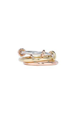 SPINELLI KILCOLLIN Rings - Raneth MX Ring in Metallic