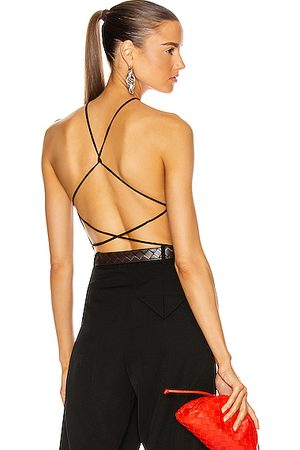 Bottega Veneta Bodies - Sleeveless Bodysuit in