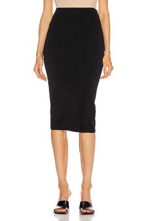 WARDROBE.NYC Skirts - Knit Skirt in
