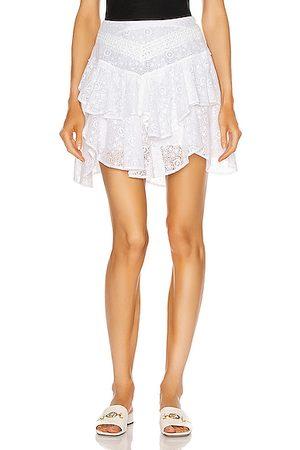IRO Mini Skirts - Tale Skirt in