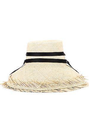 SENSI STUDIO Hats - Panama Frayed Hat in Neutral