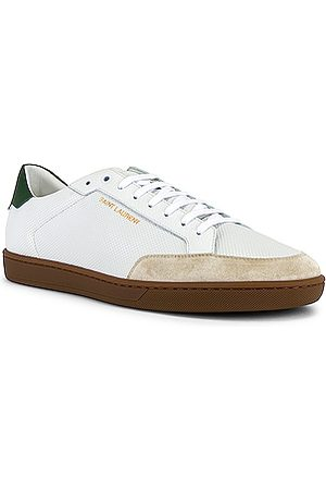 Saint Laurent Sneakers - SL/10 Low Top Sneaker in