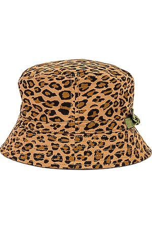 R13 Surplus Bucket Hat in Animal Print