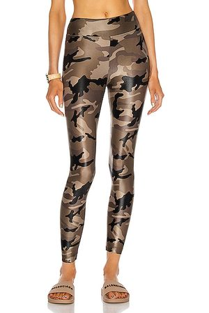 Koral Lustrous High Rise Legging in ,Camo