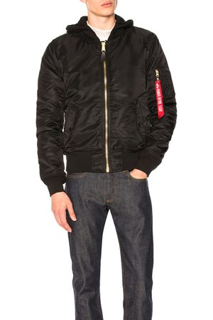 Alpha Industries Bomber Jackets - MA-1 Natus in