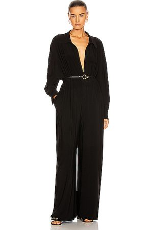 Norma Kamali Women Casual - Super Oversized Boyfriend NK Shirt Jumpsuit in