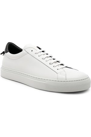Givenchy Sneakers - Leather Low Sneakers in