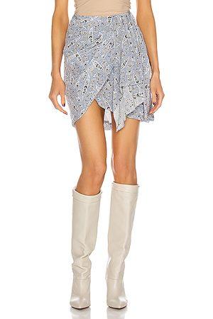 Isabel Marant Ixori Skirt in ,Paisley