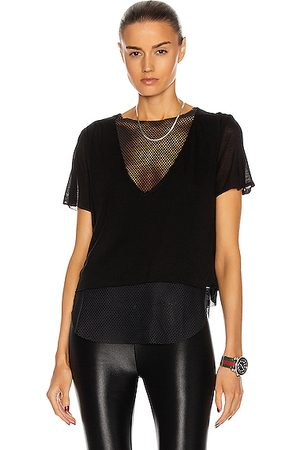 Koral Women T-shirts - Double Layer Tee in