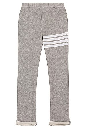Thom Browne Unconstructed Chino Pant in ,Stripes