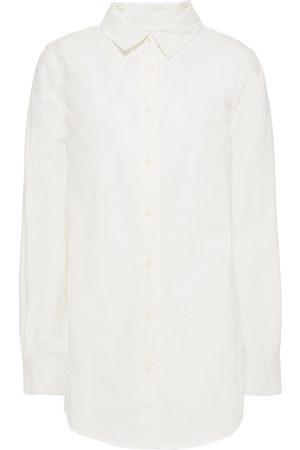American Vintage Women Long sleeves - Woman Cotton Shirt Size L