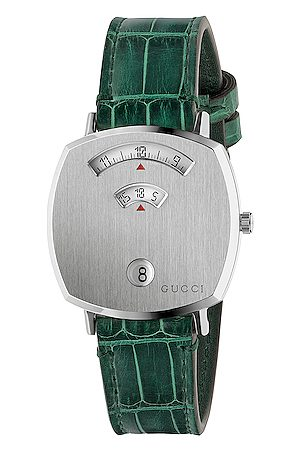 Gucci Watches - 157MD Watch in ,Metallic