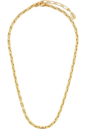 Jenny Women Necklaces - Constance 14kt -dipped chain necklace