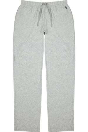 Polo Ralph Lauren Grey mélange cotton pyjama trousers