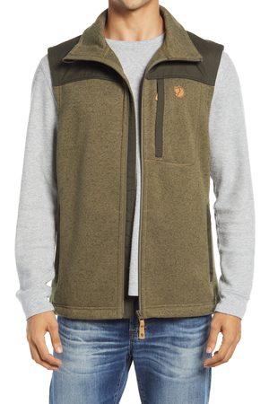 Fjällräven Men's Buck Fleece Zip Vest