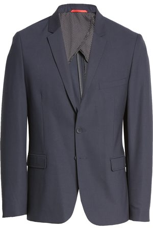 Stone Rose Men's Regular Fit Tech Sport Coat