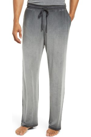 Daniel Buchler Men's Modal Blend Washed Pajama Pants