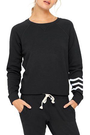SOL ANGELES Women's Essential Fleece Pullover - - Size Medium