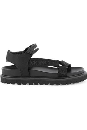Moncler Women Sandals - Women's Flavia Lug-Sole Sport Sandals - - Size 40 (10)