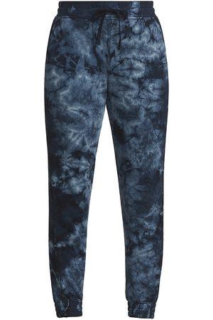 Jonathan Simkhai Standard Women's Tie-Dye Sweatpants - - Size Medium