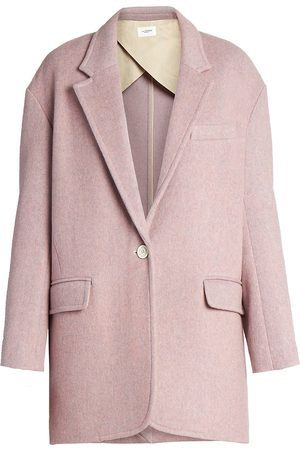 Isabel Marant Women's Latty Blazer Coat - - Size 42 (10)