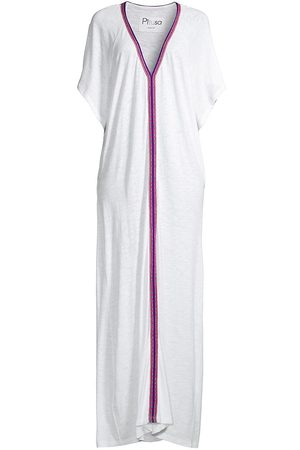 Pitusa Women's Abaya Maxi Dress - - Size Medium-Large