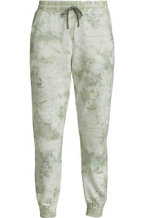 Jonathan Simkhai Standard Women's Tie-Dye Sweatpants - - Size Small