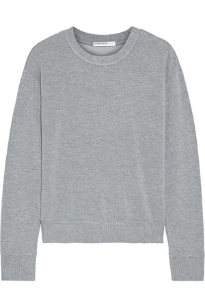 Stateside Woman Mélange Fleece Sweatshirt Size L