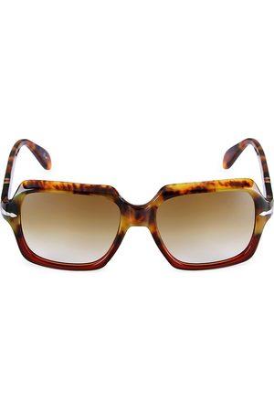 Persol Women's 54MM Square Sunglasses