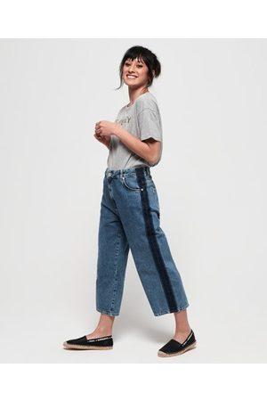 Superdry Women Wide Leg - Phoebe Wide Leg Jeans