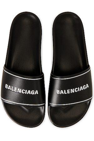 Balenciaga Piscine Slide in