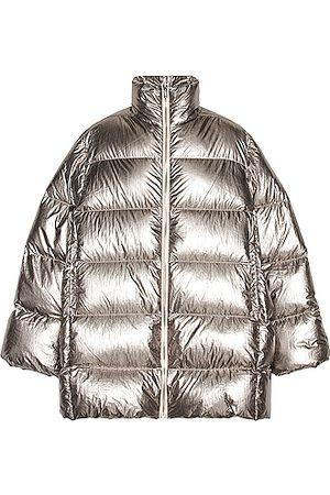 MONCLER + RICK OWENS Cyclopic Jacket in Metallic