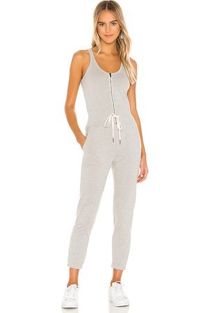 N:philanthropy Griffith Jumpsuit in Grey.