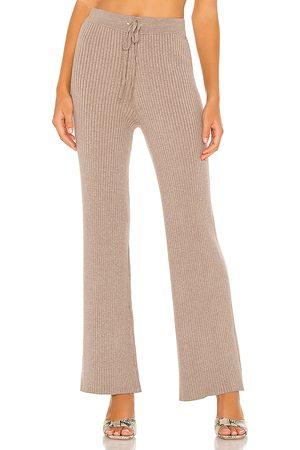 Lovers + Friends Inca Pant in Grey.