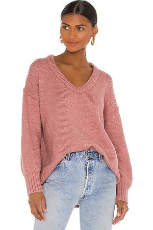 Free People Brookside Tunic in Rose.