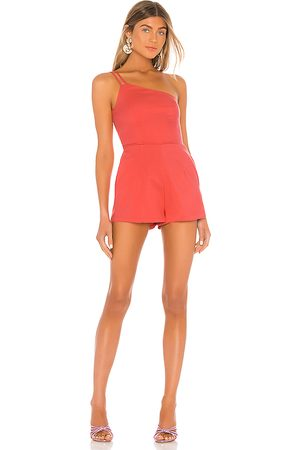 superdown Ramona Double Strap Romper in .