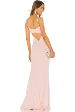 Katie May Bambi Gown in Blush.