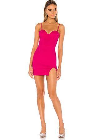 superdown Oliviah Bustier Mini Dress in .