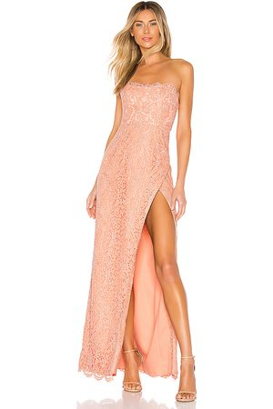 NBD Women Evening dresses - Marry Gown in Peach.