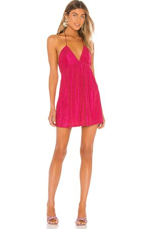 superdown Margo Halter Shift Dress in .