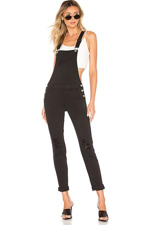 superdown Gia Denim Overalls in .