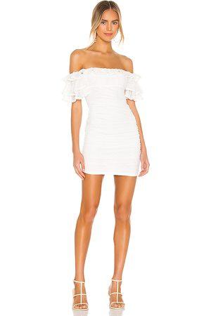 Camila Coelho Eva Mini Dress in .