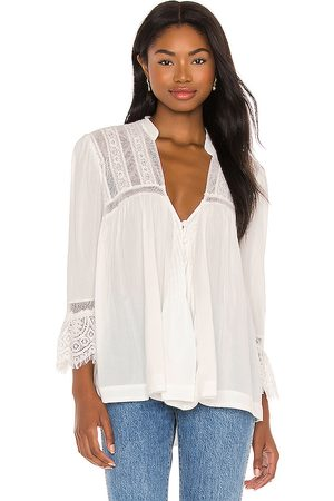 Free People Esme Button Down in .