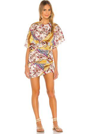 House of Harlow X REVOLVE Jemima Dress in Tan.