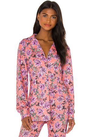 Beach Riot X REVOLVE Mary Blouse in Pink, Purple.