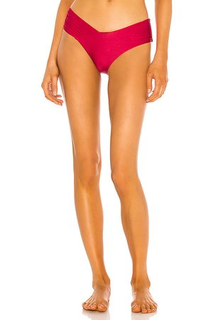 lovewave The Bianca Bottom in Red.
