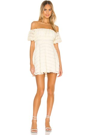 MAJORELLE Curtis Mini Dress in .