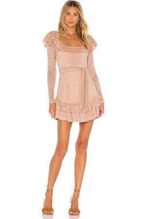 MAJORELLE Priyanka Mini Dress in .